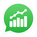 Chatilyzer - Stats, analytics, and fun facts about your WhatsApp groups.