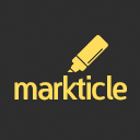 Markticle - Read, mark, and share articles